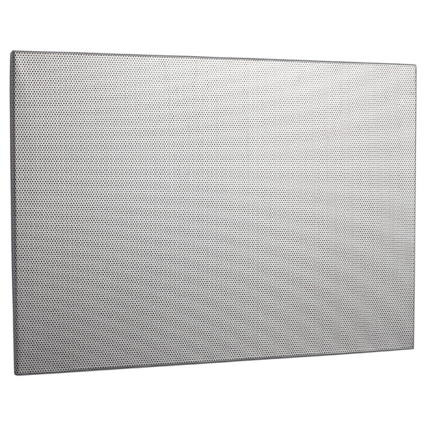 Umbra Large Magnetic Push Pin Bulletboard Stainless Steel