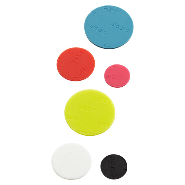 Stick It!™ Dot Clings Multi Pkg/6