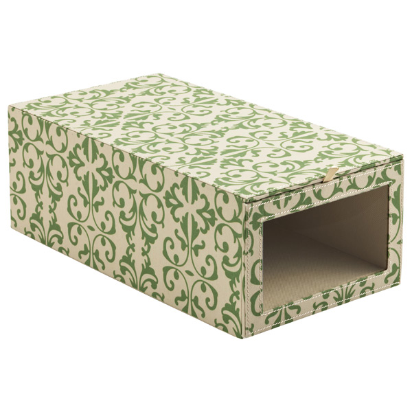 Drop-Front Shoe Box Firenze
