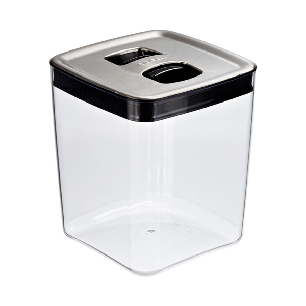 3.5 qt. Click Clack® Cube Stainless Lid