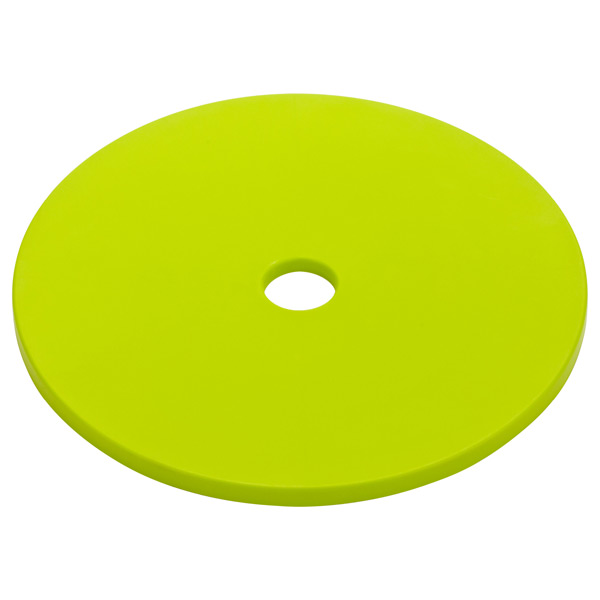 Lid Round Circles Lime