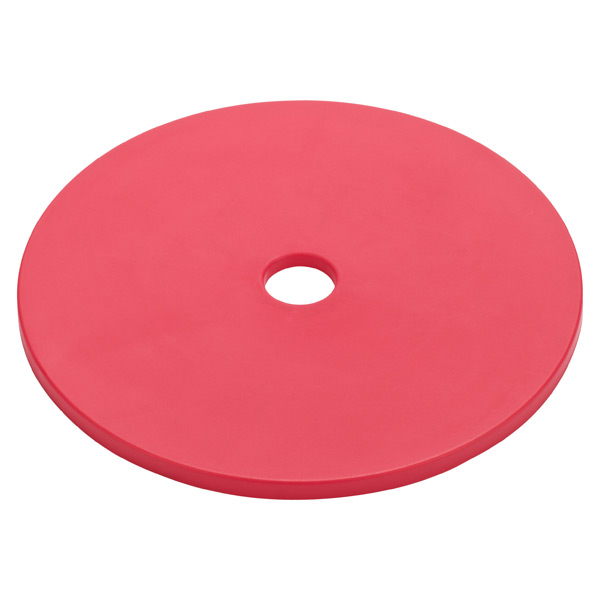 Lid Round Circles Rose