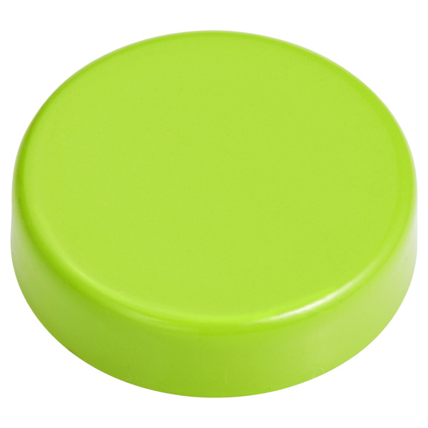 Small Snap! Strong Magnets Spring Green Pkg/4
