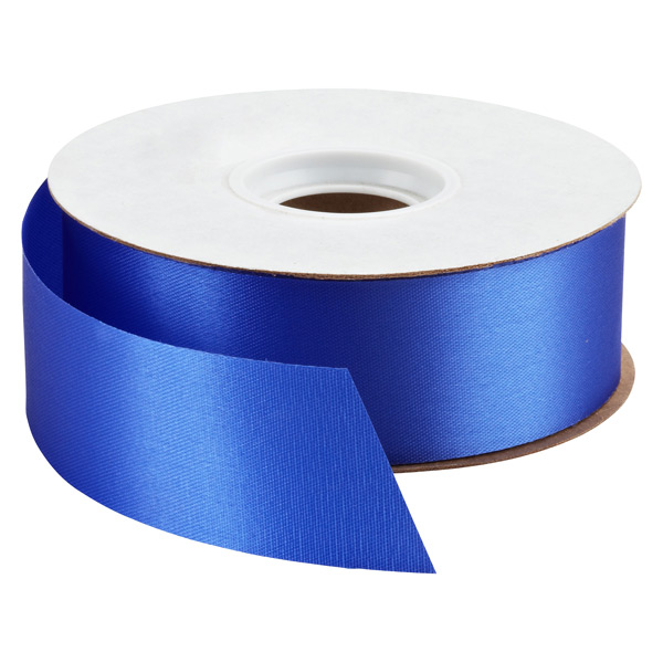 Bulk Satin Ribbon Royal