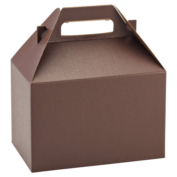 Large Gable Box Chocolate