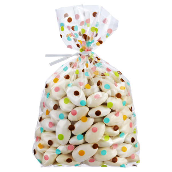 Candy Dots Cello Bags Pkg/8