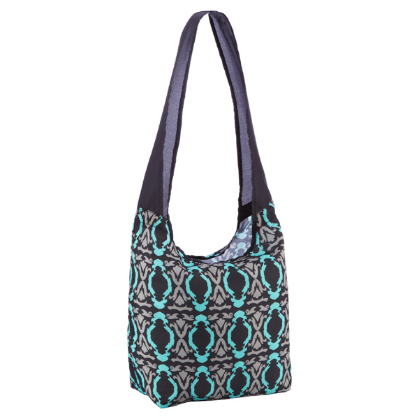 Pod™ Shopper Black Baroque