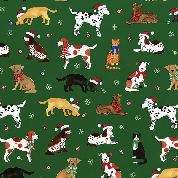Wrap Cozy Critters Green