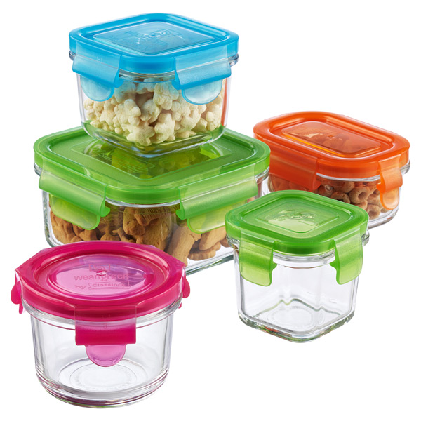 Captivating Glasslock Clean U0026 Fresh Food Storage Containers ...