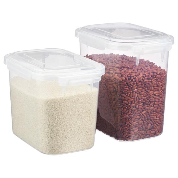 Charmant Smart Locks Keep Boxes Bulk Food Storage ...