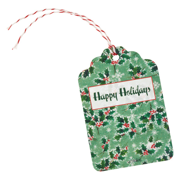 Gift Tags Happy Holly Pkg/6