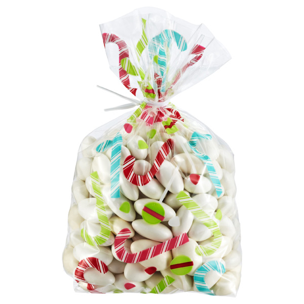 Cello Bags Blizzard of Sweets Pkg/8