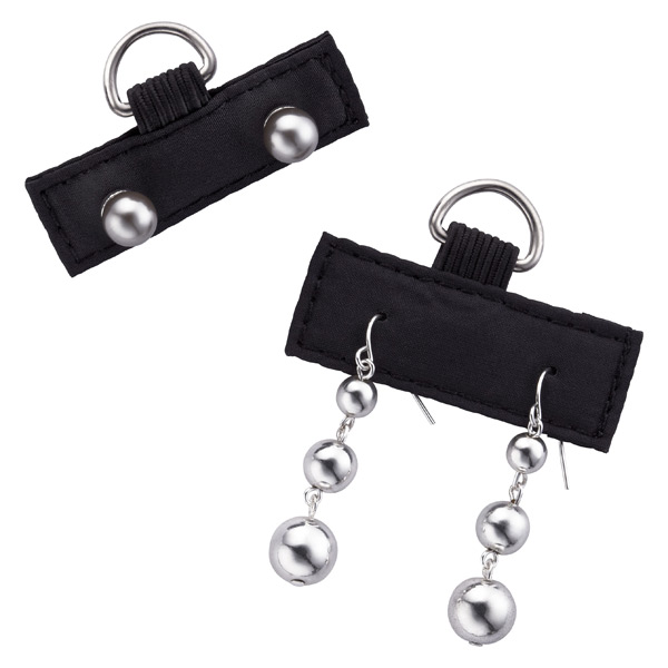 Earring Stays Black Pkg/6