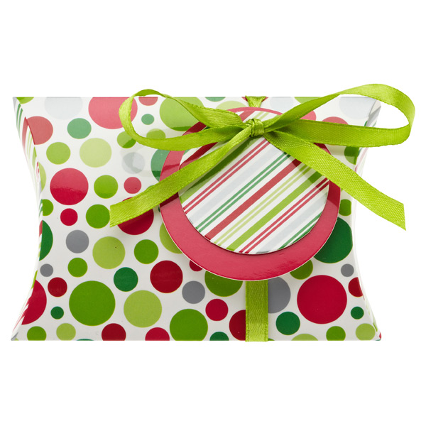Gift Card Pouch Spectacular Spots Pkg/2