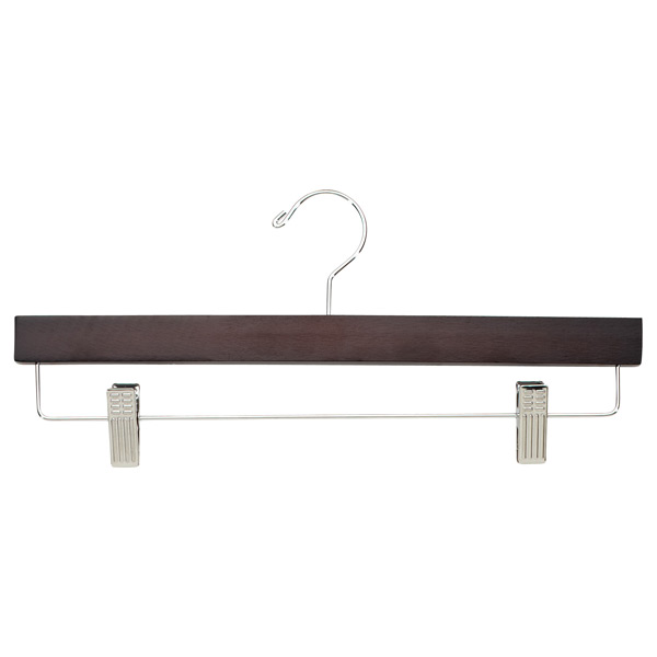 Skirt Hanger Walnut