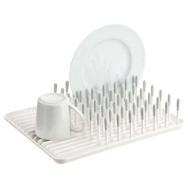 Oxo Good Grips Folding Stainless Steel Dish Rack Fascinating OXO Good Grips Dish Rack The Container Store