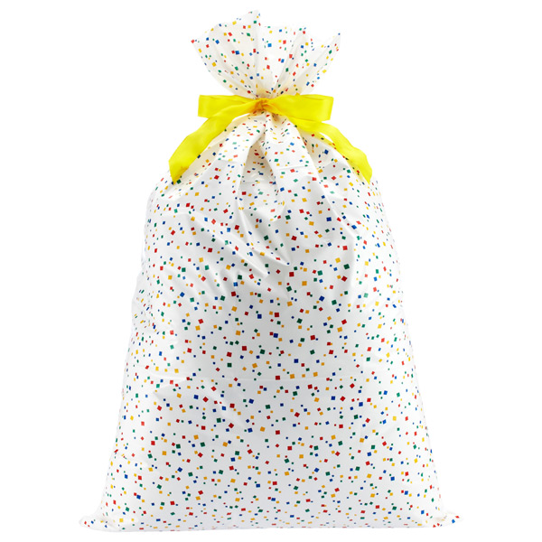 confetti giant gift sack the container store