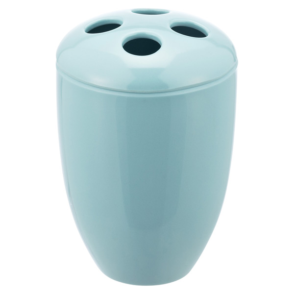 Serenity Toothbrush Holder Blue