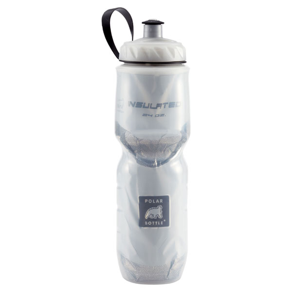 24 oz. Insulated Polar Bottle™ White
