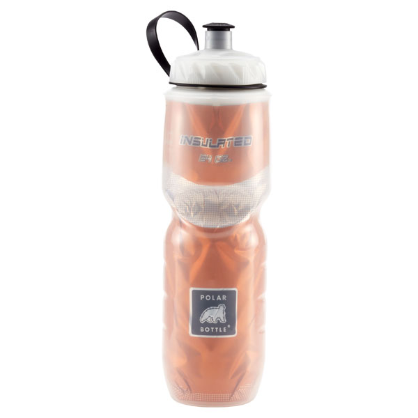 24 oz. Insulated Polar Bottle™ Orange
