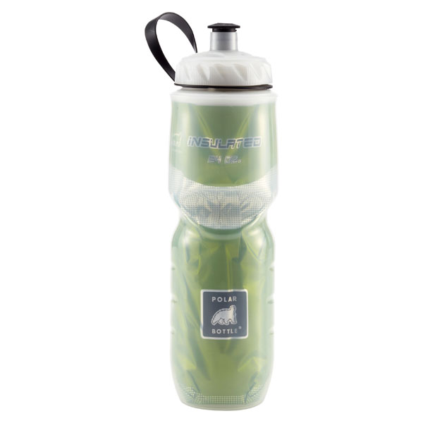 24 oz. Insulated Polar Bottle™ Green