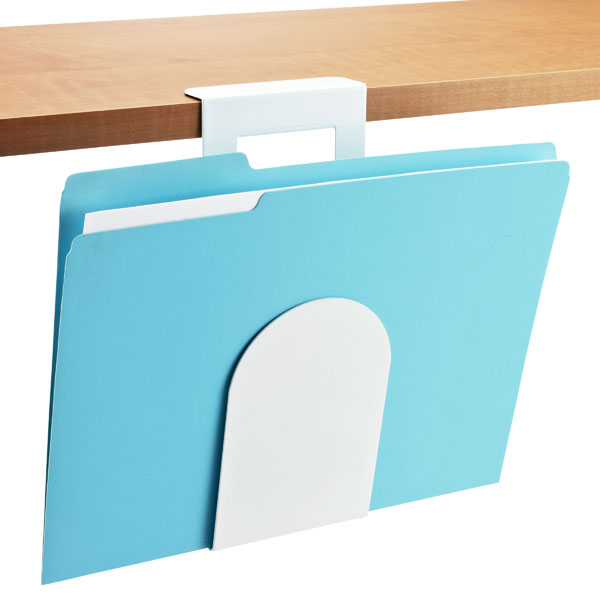 Colo File Holder White