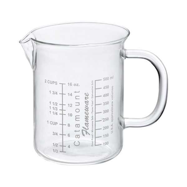 16 oz. Glass Measuring Cup