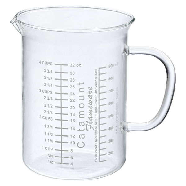 32 oz. Glass Measuring Cup