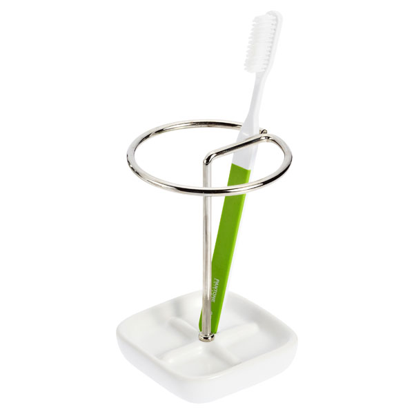 Umbra® Kona Toothbrush Holder White