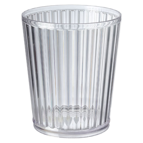 Alston Wastebasket Clear