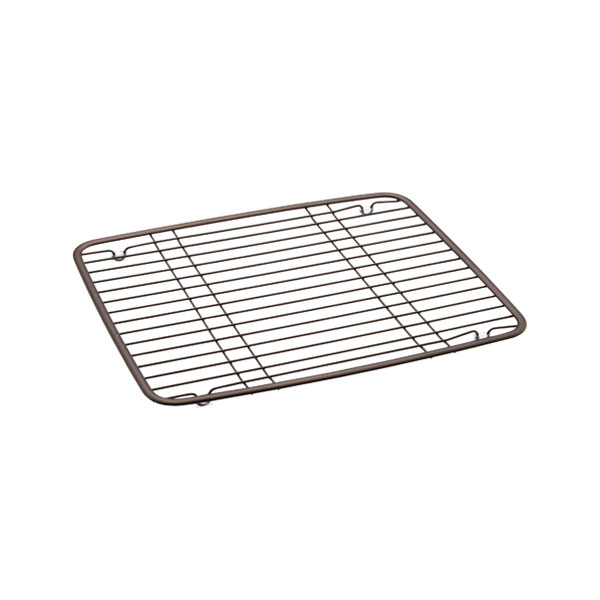 Small Sink Grid Bronze