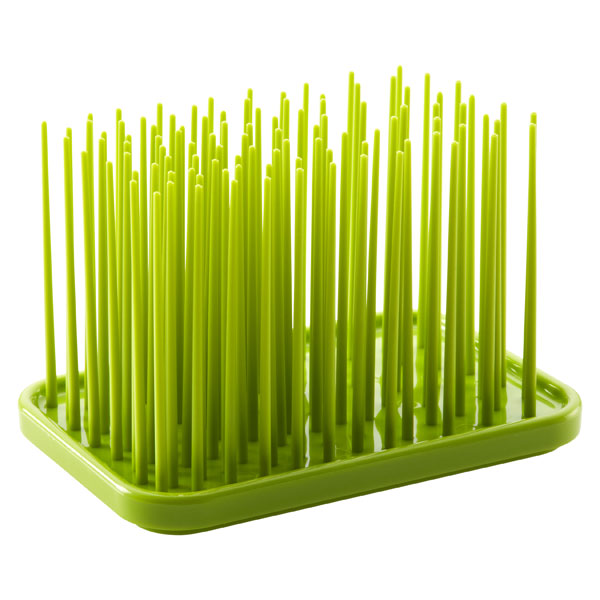 Umbra Grassy Toothbrush Organizer Green