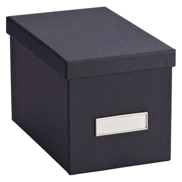 Bigso™ Stockholm CD Box Graphite