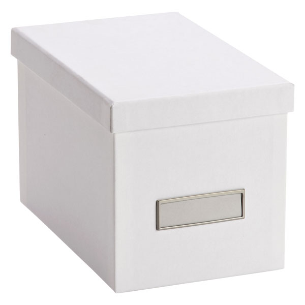 Bigso™ Stockholm CD Box White
