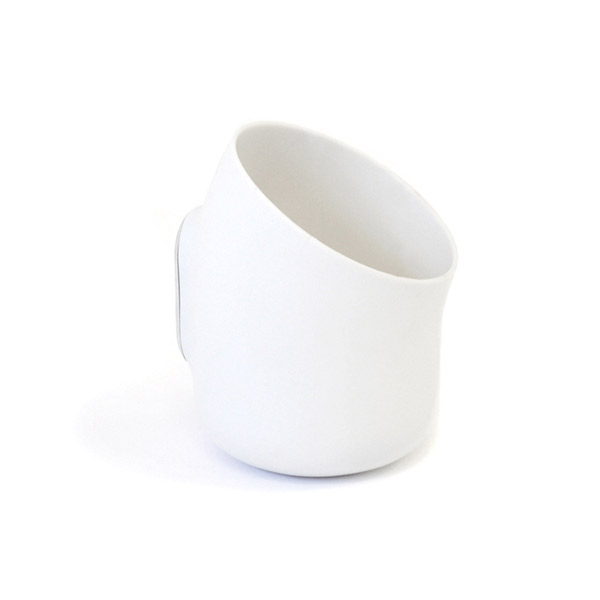 Shorty Magnetic Container White