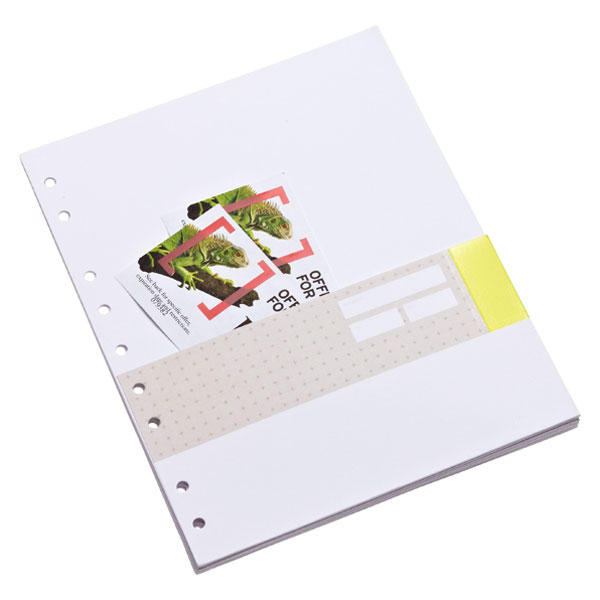 Mini Paper Pockets Pkg/5