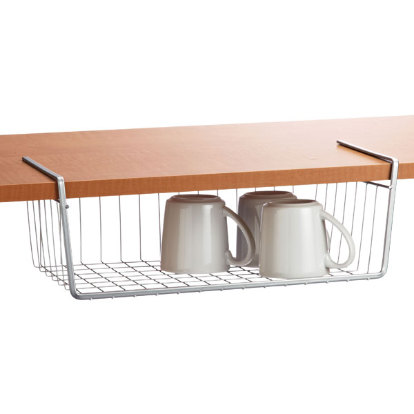 Polytherm Undershelf Baskets The Container Store