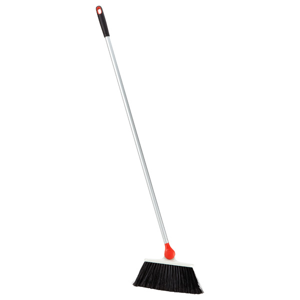 Good Grips® Any Angle Broom Orange