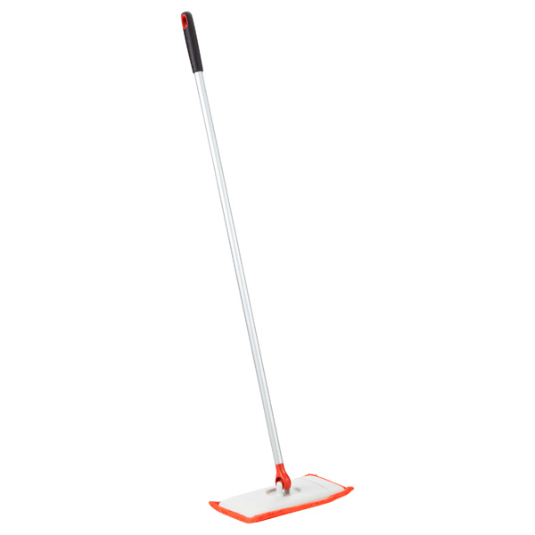 Good Grips® Microfiber Floor Duster Orange