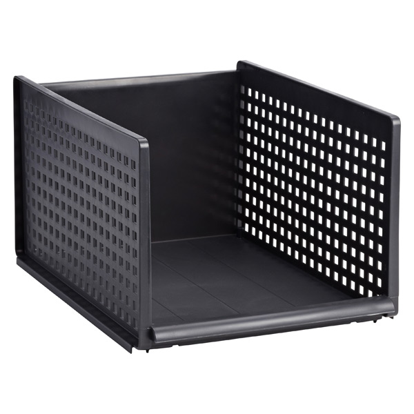Like-it® Modular Tall Wide Bin Smoke