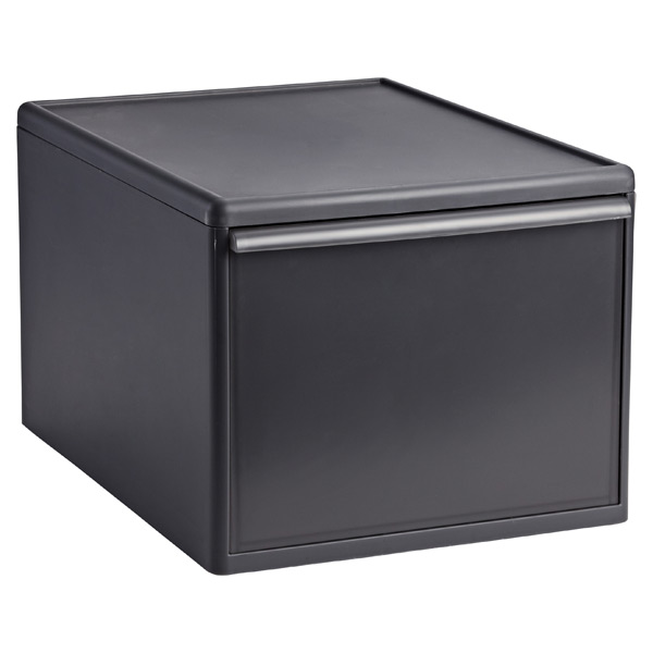 Like-it Modular Tall Wide Drawer Smoke