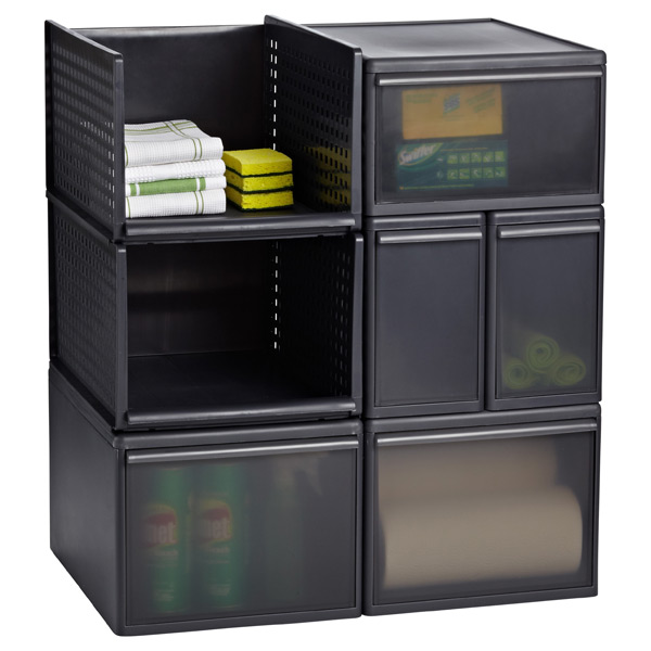 Like-it® Smoke Modular Drawers