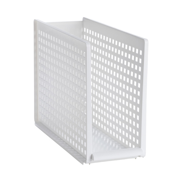 Like-it Modular Tall Narrow Bin White