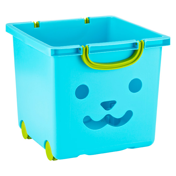 Kid's Stacking Basket Blue