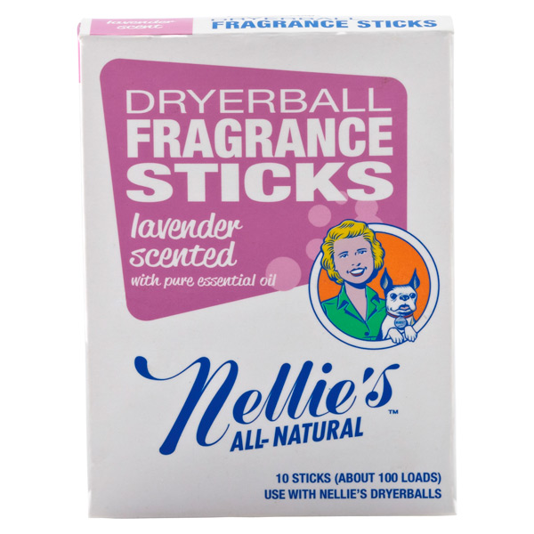 Nellie's Fragrance Sticks Lavender Pkg/10