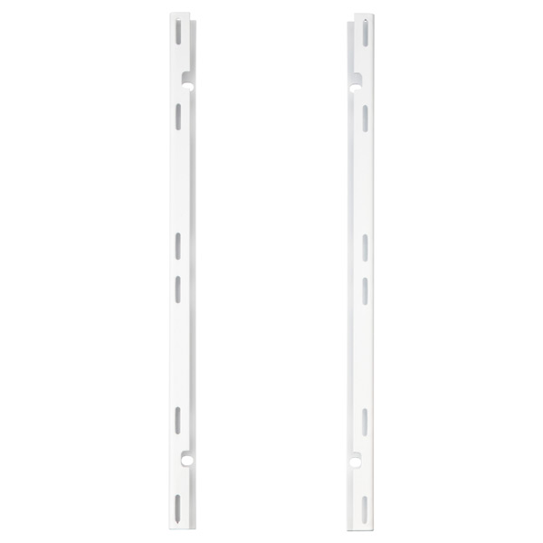 elfa utility Board Wall Mounts White Set of 2