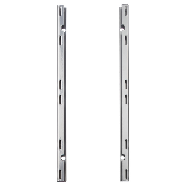 elfa utility Board Wall Mounts Platinum Set of 2
