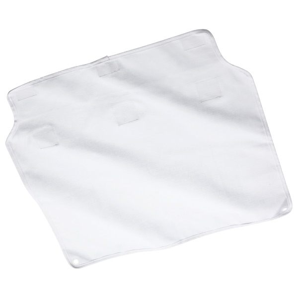 elfa Hamper Cover White