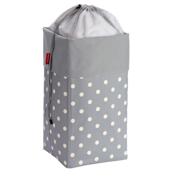 reisenthel® Laundry Box Grey Dots