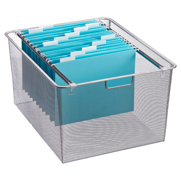 Platinum elfa Drawer File Channels The Container Store